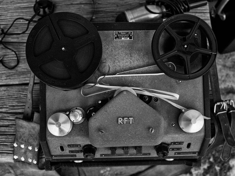 Rejestrator dźwiękowy Tomasz Kota w Zimnej wojnie