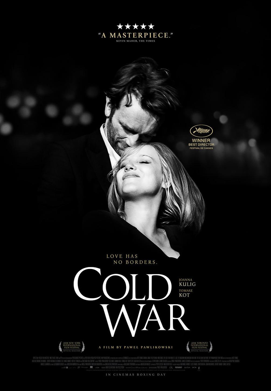 zimna wojna plakat